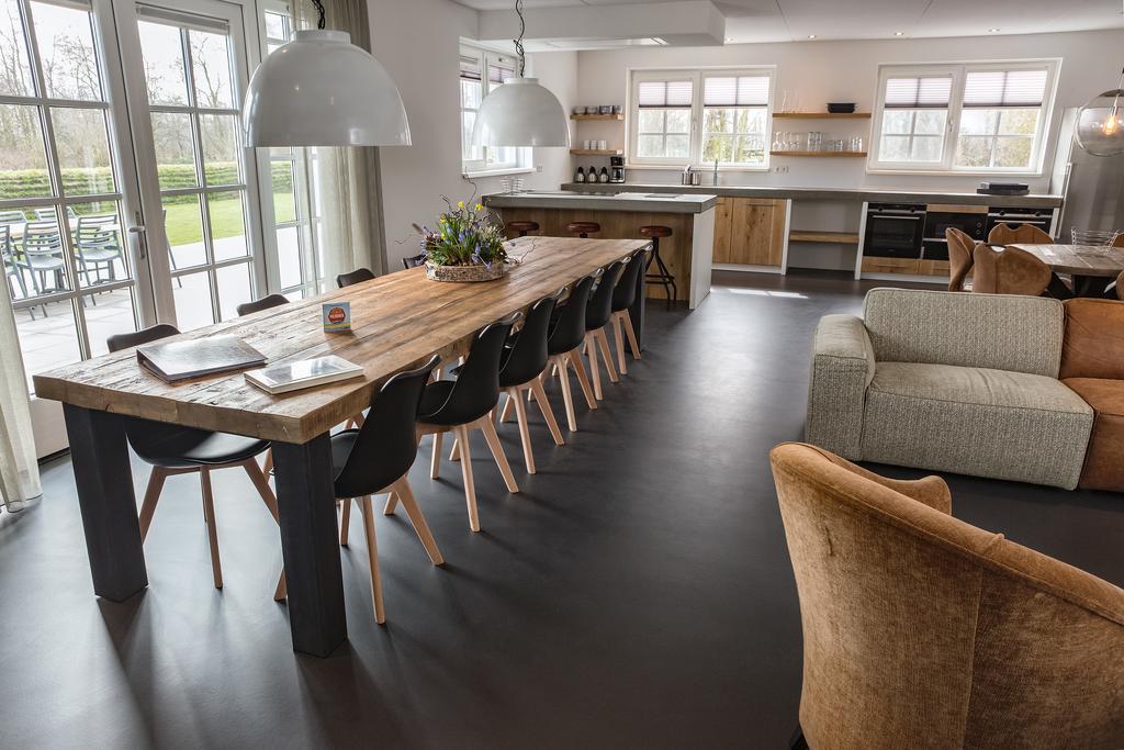 Luxe groepsverblijf Nieuw Leven Texel