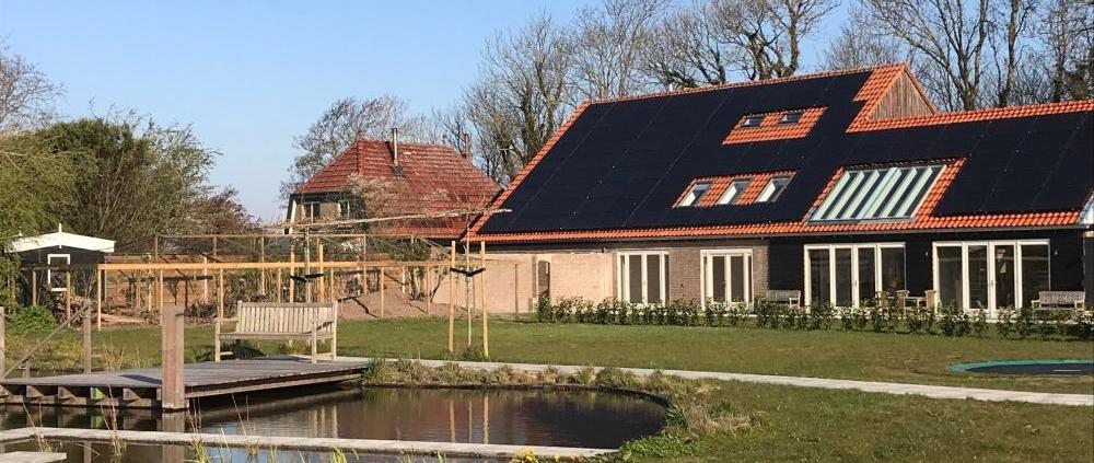 Duurzaam project Nieuw Leven Texel